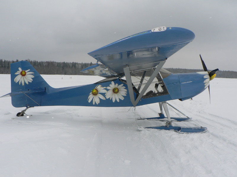 Aircraft Skis : Summit Aircraft